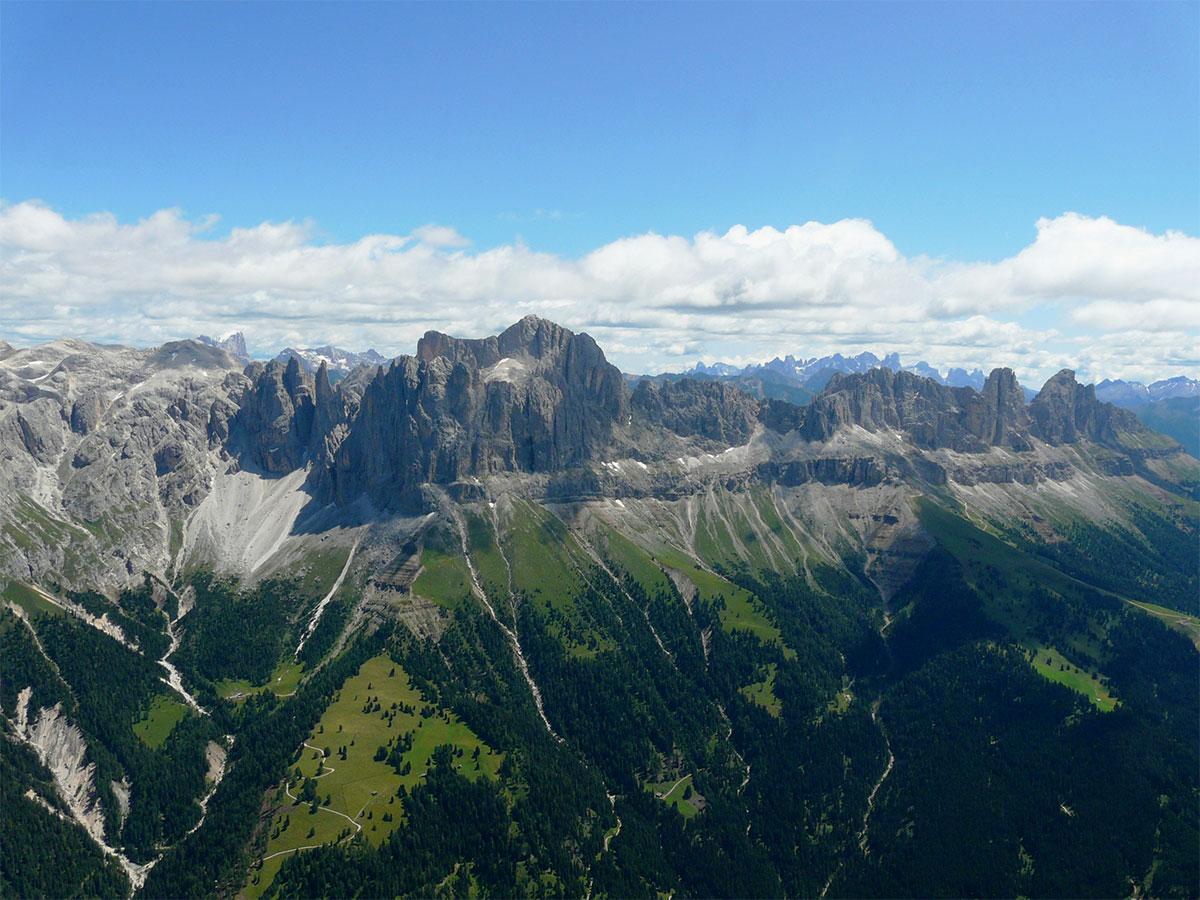 Dolomiti Patrimonio Naturale UNESCO nel Alto Adige
